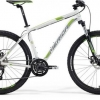 Bicicleta Merida 15 Big 7 40-MD 17 alb/gri/verde